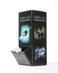Earplugs Counter Display 4
