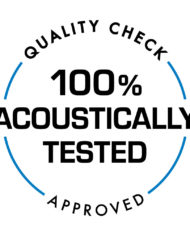 100% Quality Check