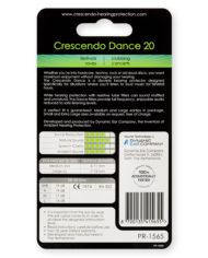PR-1565-Crescendo-Hearing-Protection-Dance-25-Earplugs-Back