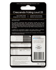 PR-1573-Crescendo-Hearing-Protection-PRO-Fcking-Loud-25-Earplugs-Back